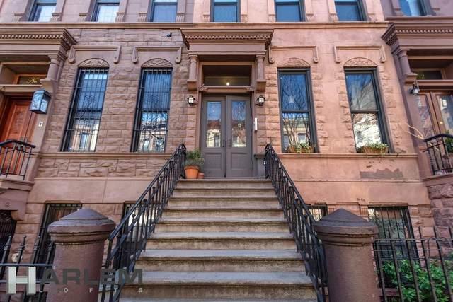 150 W 119th Street, Newyork, NY 10026 (MLS #H6097424) :: The McGovern Caplicki Team
