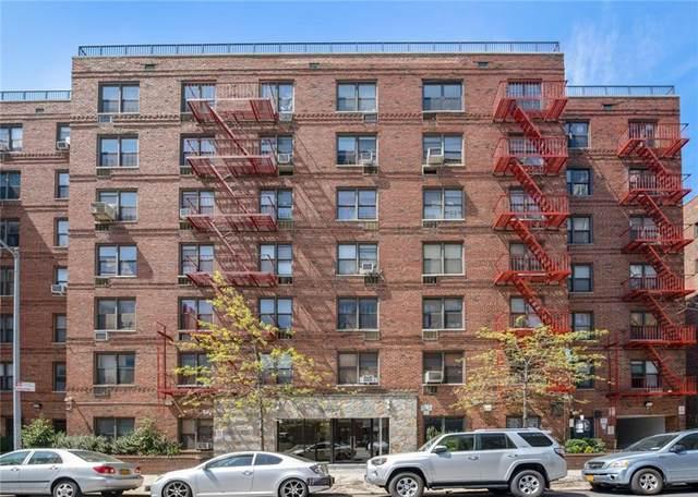 133-17 Sanford Avenue 1O, Flushing, NY 11355 (MLS #H6097535) :: Signature Premier Properties