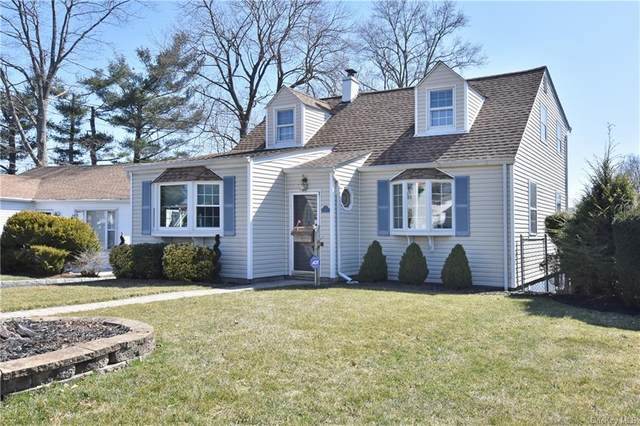 6 Monterey Place, Yonkers, NY 10710 (MLS #H6097551) :: Signature Premier Properties