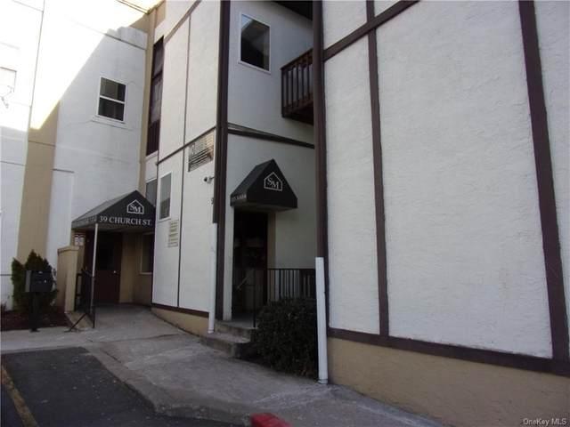 39 Church Street #16, Port Jervis, NY 12771 (MLS #H6097831) :: William Raveis Baer & McIntosh