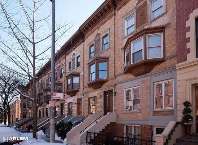 316 W 138th Street, Newyork, NY 10030 (MLS #H6097837) :: The McGovern Caplicki Team
