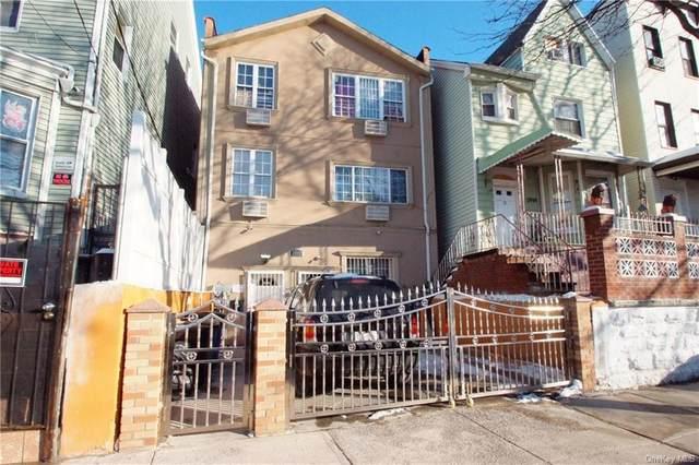 2092 Washington Avenue, Bronx, NY 10457 (MLS #H6097867) :: Mark Boyland Real Estate Team