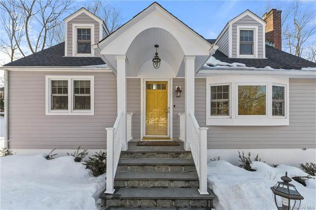 598 Quaker Road, Chappaqua, NY 10514 (MLS #H6098063) :: McAteer & Will Estates | Keller Williams Real Estate