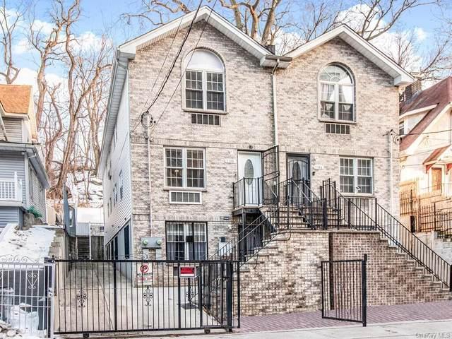 2186 Cedar Avenue, Bronx, NY 10468 (MLS #H6098103) :: Mark Boyland Real Estate Team