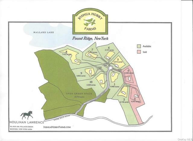 33 Joshua Hobby, Lot 2 Lane, Pound Ridge, NY 10576 (MLS #H6098174) :: Kendall Group Real Estate | Keller Williams