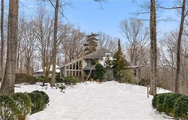 101 Eastwoods Road, Pound Ridge, NY 10576 (MLS #H6098271) :: Mark Boyland Real Estate Team