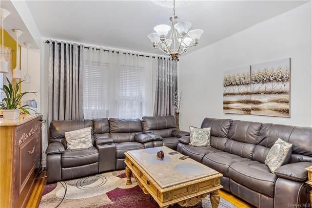 2156 Cruger Avenue 4D, Bronx, NY 10462 (MLS #H6098450) :: Kendall Group Real Estate | Keller Williams