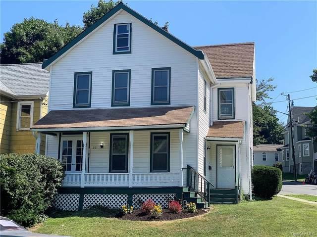 22 Oak Street, Walden, NY 12586 (MLS #H6098658) :: William Raveis Baer & McIntosh