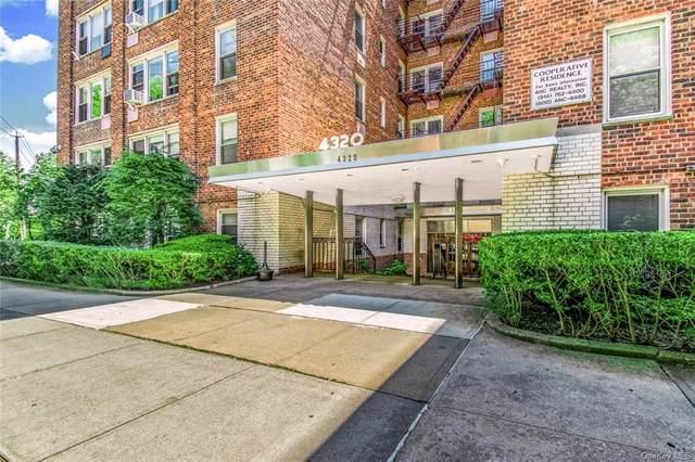 4320 Van Cortlandt Park E. 5B, Bronx, NY 10470 (MLS #H6098710) :: RE/MAX RoNIN