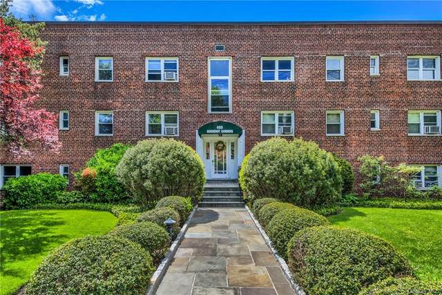 450 Pelham Road 3A, New Rochelle, NY 10805 (MLS #H6098738) :: Frank Schiavone with William Raveis Real Estate