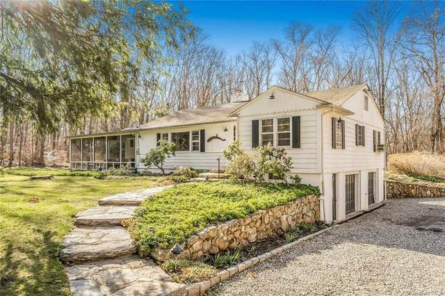 30 White Birch Road, Pound Ridge, NY 10576 (MLS #H6099413) :: Mark Boyland Real Estate Team