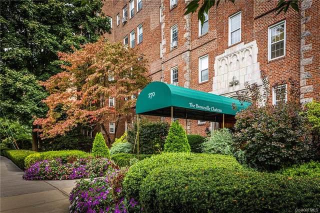 270 Bronxville Road B21, Bronxville, NY 10708 (MLS #H6099677) :: Carollo Real Estate