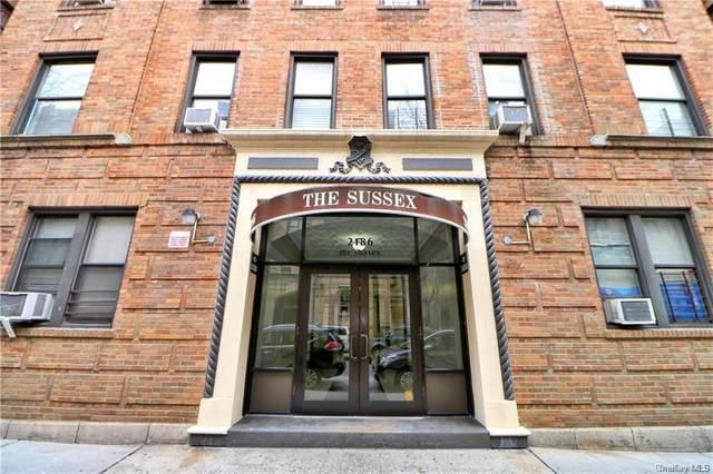 2186 Cruger Avenue 4G, Bronx, NY 10462 (MLS #H6099879) :: McAteer & Will Estates | Keller Williams Real Estate