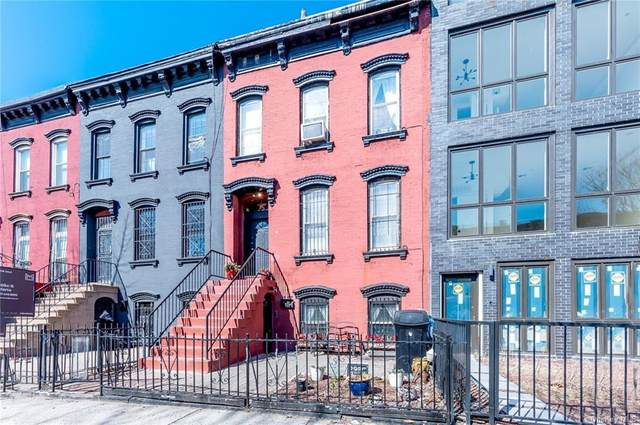 317 Monroe Street, Bed-Stuy, NY 11216 (MLS #H6100035) :: RE/MAX RoNIN