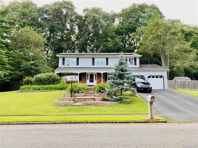 23 Eastbourne Drive, Chestnut Ridge, NY 10977 (MLS #H6100120) :: Corcoran Baer & McIntosh