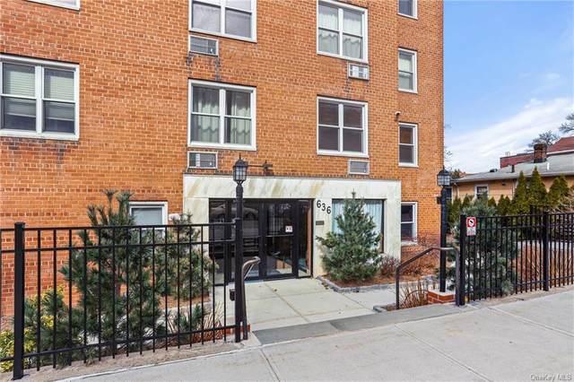 636 N Terrace Avenue 4B, Mount Vernon, NY 10552 (MLS #H6100141) :: RE/MAX RoNIN