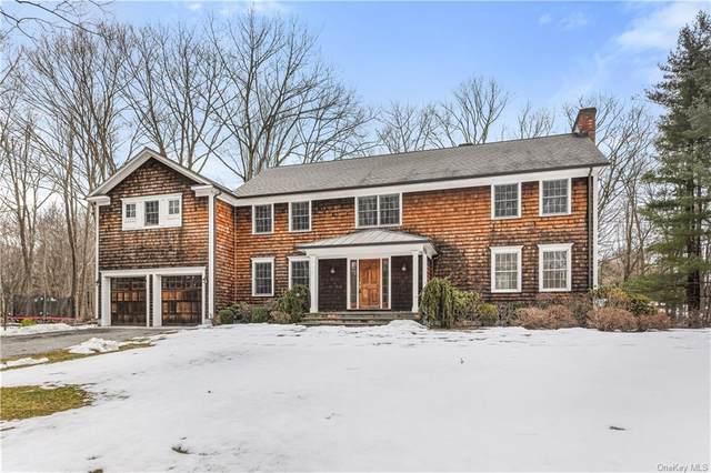 149 Old Stone Hill Road, Pound Ridge, NY 10576 (MLS #H6100171) :: Mark Boyland Real Estate Team