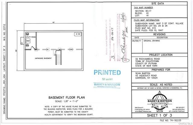 32 Rochambeau Road, Garrison, NY 10524 (MLS #H6100418) :: Signature Premier Properties