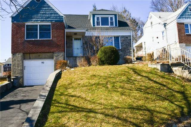 43 Norwood Road, Yonkers, NY 10710 (MLS #H6100585) :: Signature Premier Properties
