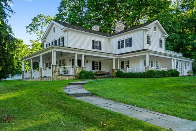 245 Bedford Banksville Road, Bedford, NY 10506 (MLS #H6101157) :: Signature Premier Properties