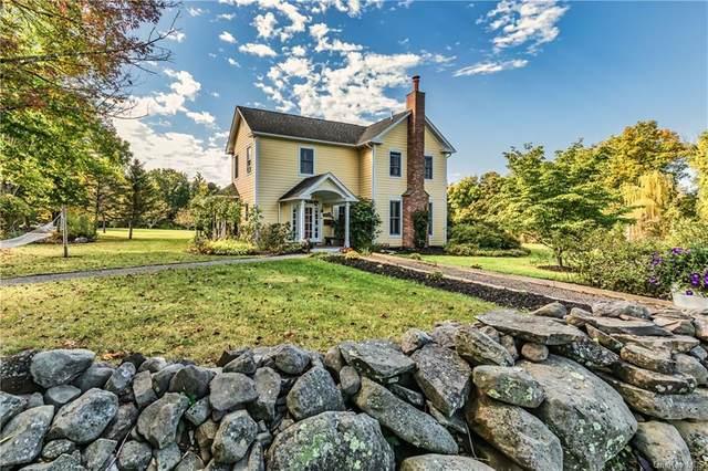 121 Brink Farm Road, Stone Ridge, NY 12484 (MLS #H6101454) :: Goldstar Premier Properties