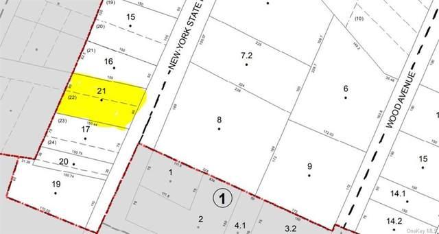 Forestburgh Road, Monticello, NY 12701 (MLS #H6101616) :: Cronin & Company Real Estate