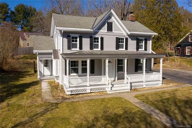 5 Valley Farm Road, Millbrook, NY 12545 (MLS #H6102090) :: Signature Premier Properties