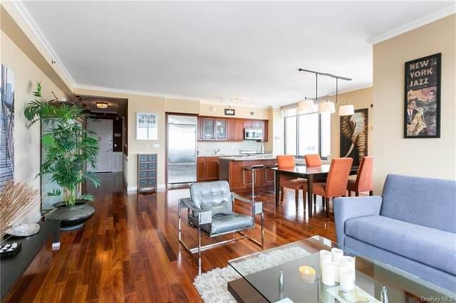 10 City Place 25-E, White Plains, NY 10601 (MLS #H6102176) :: Carollo Real Estate