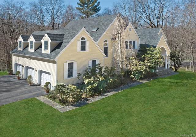 35 Autumn Ridge Road, Pound Ridge, NY 10576 (MLS #H6102447) :: Mark Boyland Real Estate Team