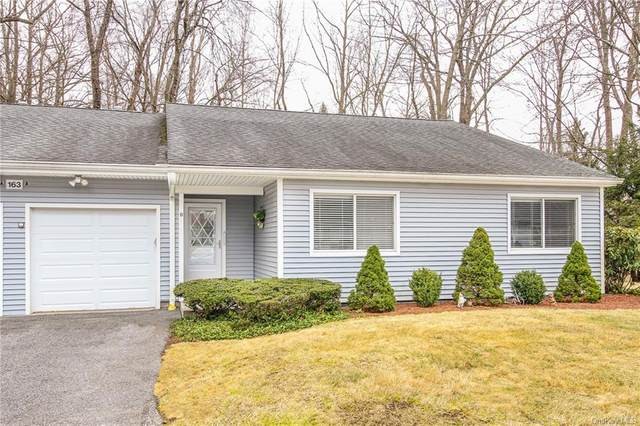 163 Carriage Court B, Yorktown Heights, NY 10598 (MLS #H6102711) :: Mark Seiden Real Estate Team