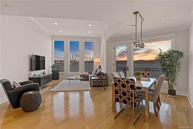 45 Hudson View Way #403, Tarrytown, NY 10591 (MLS #H6102742) :: Barbara Carter Team
