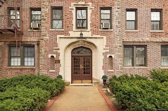 100 Parkway Road 4F, Bronxville, NY 10708 (MLS #H6102793) :: Howard Hanna Rand Realty