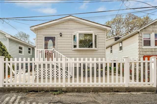 59 Edgewater Park B, Bronx, NY 10465 (MLS #H6103098) :: RE/MAX RoNIN