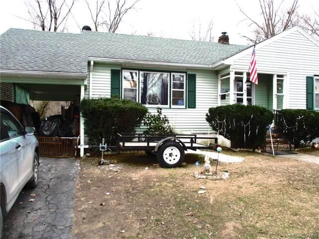 7 David Street, Ellenville, NY 12428 (MLS #H6103252) :: Signature Premier Properties
