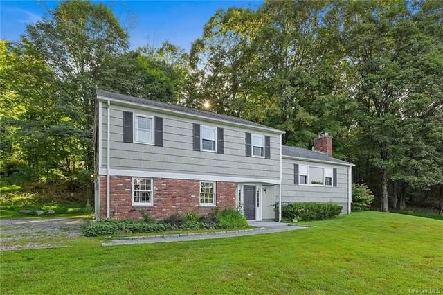 27 Quarry Lane, Bedford, NY 10506 (MLS #H6103484) :: Frank Schiavone with William Raveis Real Estate