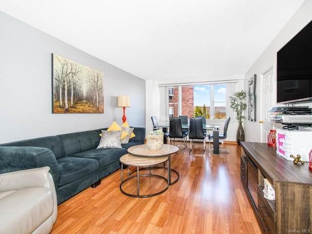 5800 Arlington Avenue 6X, Bronx, NY 10471 (MLS #H6103498) :: Laurie Savino Realtor