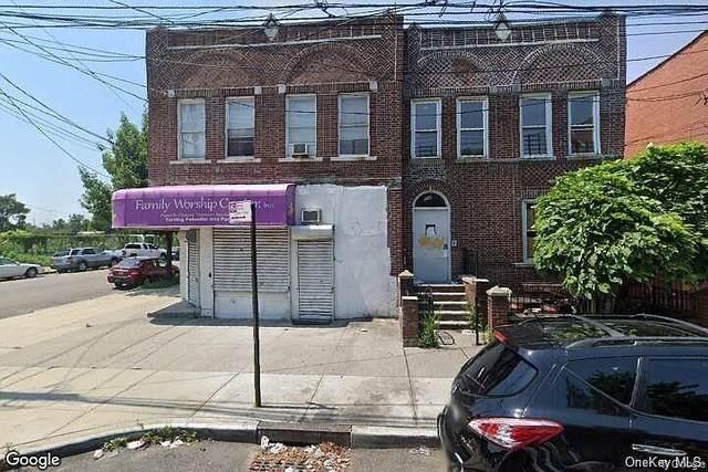608 Georgia Avenue, East New York, NY 11207 (MLS #H6103819) :: Nicole Burke, MBA | Charles Rutenberg Realty