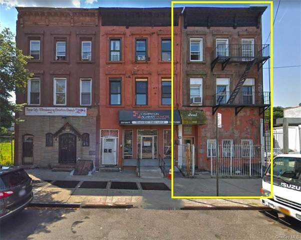 2008 Fulton Street, Bed-Stuy, NY 11233 (MLS #H6103827) :: Frank Schiavone with Douglas Elliman