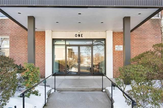 1 Oakridge Place 2E, Eastchester, NY 10709 (MLS #H6104243) :: RE/MAX RoNIN