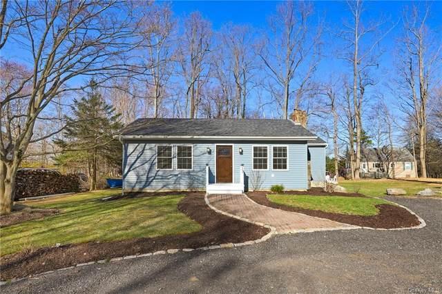 13 Dusty Lane, Putnam Valley, NY 10579 (MLS #H6104382) :: Mark Seiden Real Estate Team