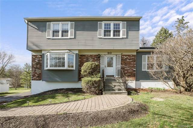 90 Barnes Road, Washingtonville, NY 10992 (MLS #H6104425) :: Cronin & Company Real Estate