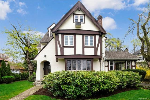 8 School Lane, Scarsdale, NY 10583 (MLS #H6104716) :: Frank Schiavone with William Raveis Real Estate