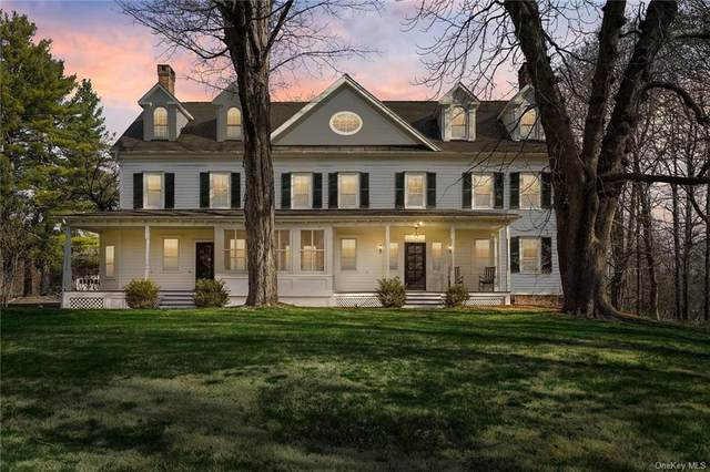 196 Willow Brook Road, Clinton Corners, NY 12514 (MLS #H6105044) :: Corcoran Baer & McIntosh