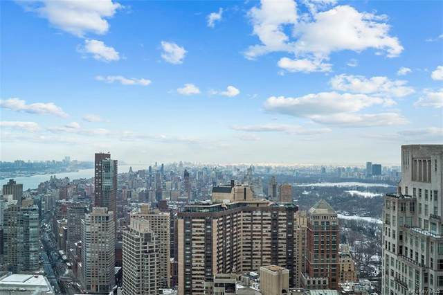 80 Columbus Circle Nt67a, New York, NY 10023 (MLS #H6105472) :: Signature Premier Properties