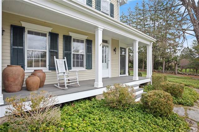 101 Barnegat Road, Pound Ridge, NY 10576 (MLS #H6105671) :: Mark Boyland Real Estate Team