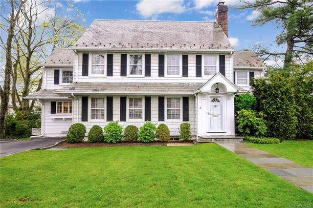 202 Bell Road, Scarsdale, NY 10583 (MLS #H6105754) :: Frank Schiavone with William Raveis Real Estate