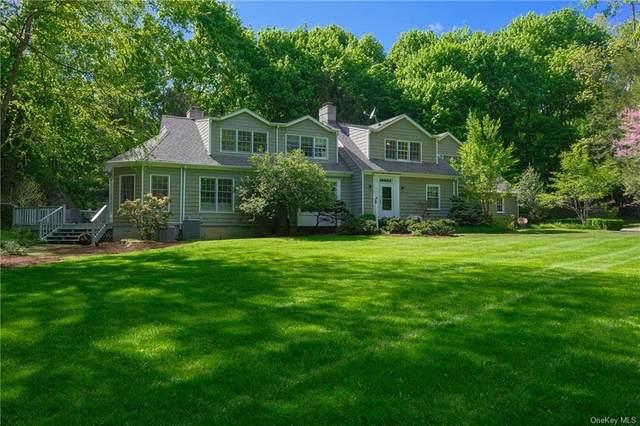 15 Wolfs Hill Road, Chappaqua, NY 10514 (MLS #H6105921) :: Mark Boyland Real Estate Team