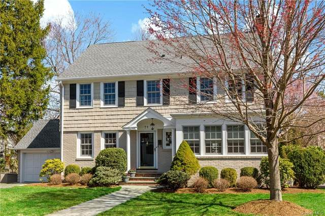 71 Tunstall Road, Scarsdale, NY 10583 (MLS #H6105967) :: Frank Schiavone with William Raveis Real Estate