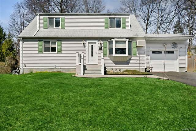 21 Lake Shore Drive, Nanuet, NY 10954 (MLS #H6106191) :: Corcoran Baer & McIntosh