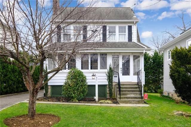 102 Brown Road, Scarsdale, NY 10583 (MLS #H6106388) :: Mark Seiden Real Estate Team